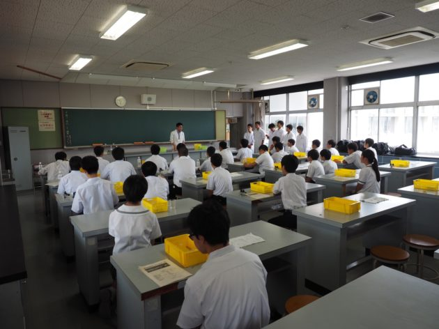 令和元年度熊本西高オープンスクール